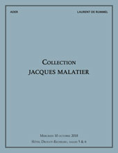Collection Jacques Malatier